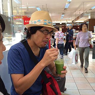 その味の硬派さはさすが日本の健康系