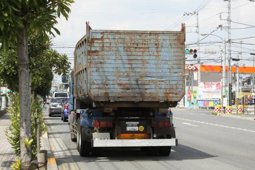 このくらいのトラックならまだかわいいものだ