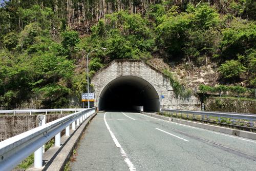 嫌です、トンネル