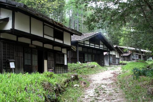 大平宿へは4年ぶり、3度目の訪問である