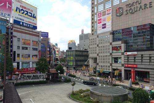 八王子駅前ターミナル