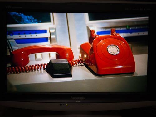 大統領直通電話もかわいい