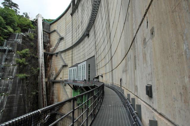 キャットウォーク見学できるダムがあったらぜひ行ってください