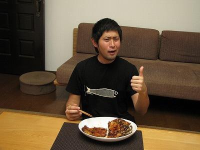 おお、イケるぞ!ウナギより美味いとは言わないが。