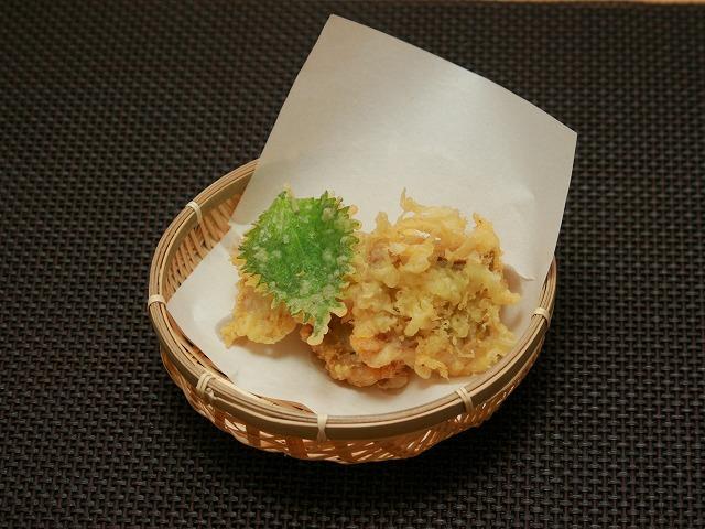 ナマズの天ぷら