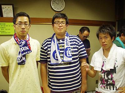 ヒゲチョウ育ち(オーバーな表現)の金沢大学生。