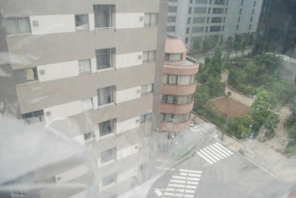 そこには水没した東京があった。ゴボゴボ