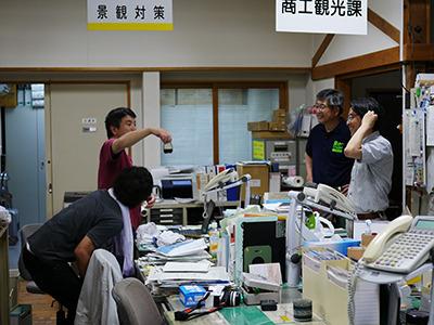 ほかの津和野町職員の方も全員は知らなかった。まったく広まっていないのだ