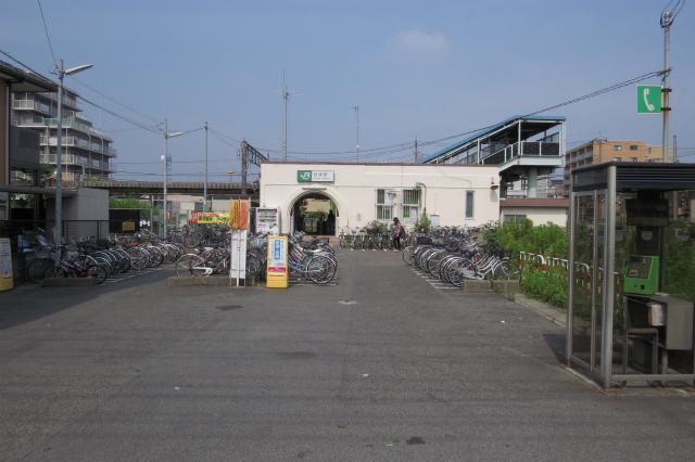 JR社家駅