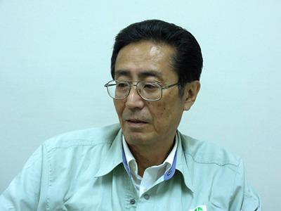 日本シャフトの生き字引の村川さん