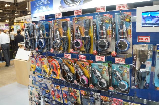 もう完全におもちゃ売り場っぽい