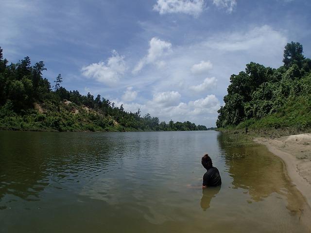 ガーの棲む川