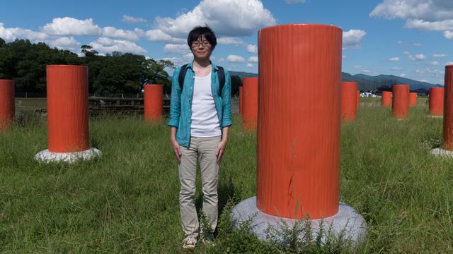 藤原さんの聖地、藤原京にやってきました