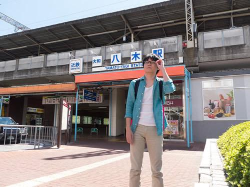 成城石井もあるいい駅です