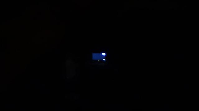 ターゲットのテレビを拡大したところ