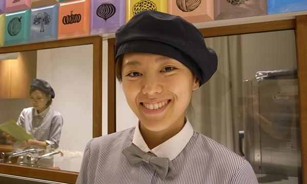 チーフの松枝あき子さん