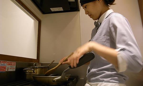 まずは「おかず」を料理する