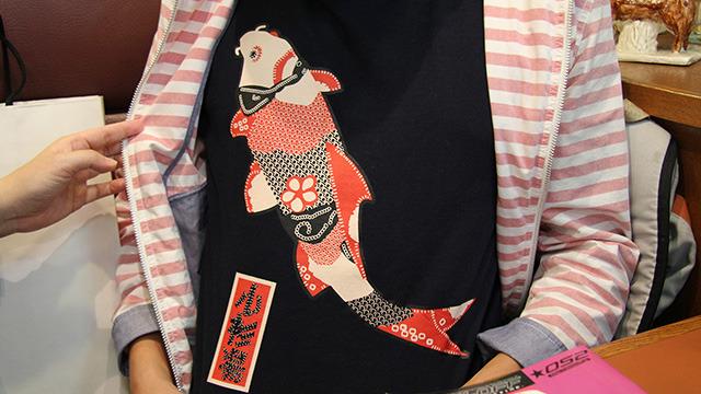 素敵な銭湯グッズが多いなあ。こちらは「小杉湯(杉並区)」のオリジナルTシャツ