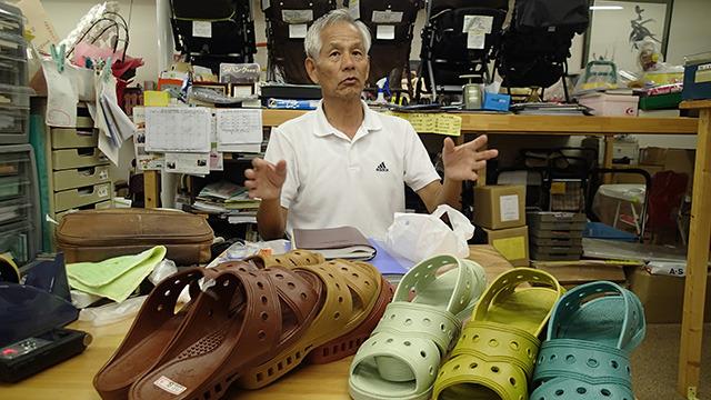 カリスマ川口さん、ベンサンを語る。