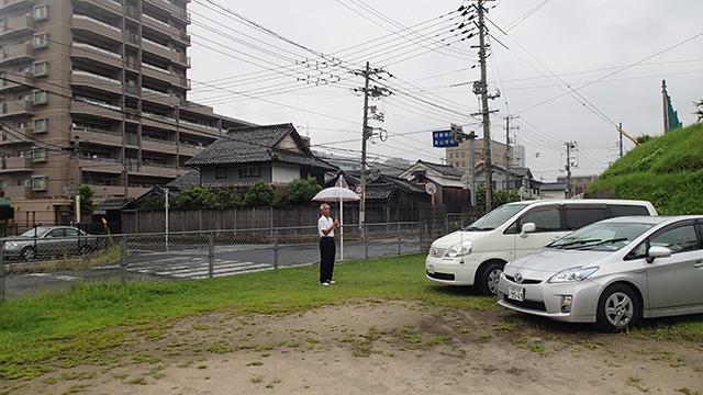 かわぐち乳母車店の川口さんも来ていた。来賓かと思ったら普通に選手とのこと。