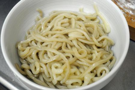 最後に一番美味かった料理を紹介しよう。それがうーめん(宮城県の名物温麺(うーめん)とは別物です)だ。