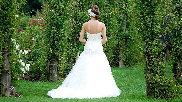 これが結婚式です