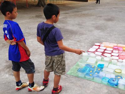 少年Aはご熱心だが、少年Bは早く遊びにいきたそうだった。ごめん。(続く)