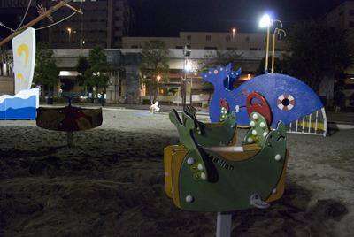 子ども向けの遊具が充実した公園