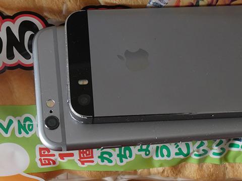 Focus Pixels他カメラ機能はいろいろ性能アップしている新iPhone