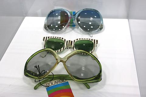 創業当時(1937年頃)のポラロイドサングラス。