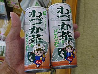 美味しかったので缶の和束のお茶も買った!