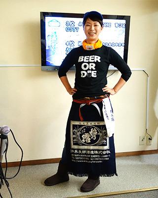 実はビールが好きな酒蔵の娘