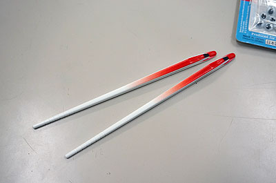 スーパーこまち(新幹線)の箸
