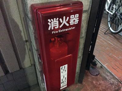 珍しいスケルトンタイプ。江戸川区にて発見