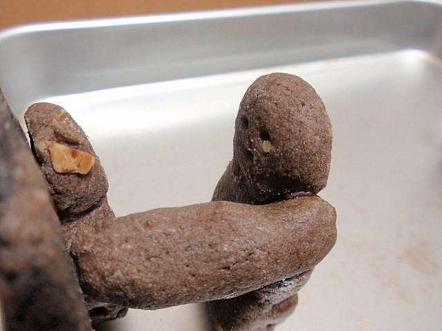 土器から分かる人類の風習、『壁ドン』。