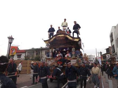 基本的には、通常のお祭りのオプションとして、ご当地キャラを集めた、という形態である。
