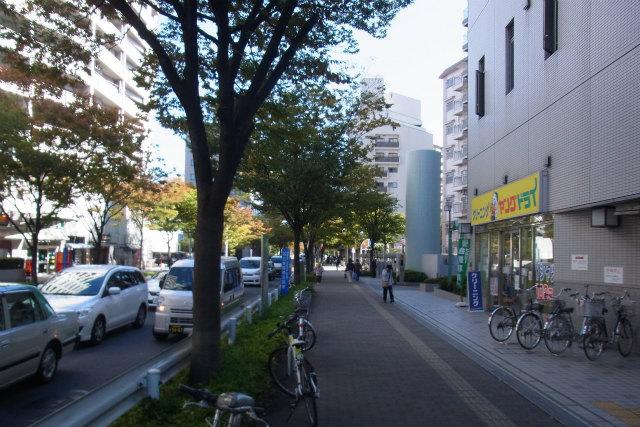 日比野駅の写真撮り忘れたので周辺の写真です