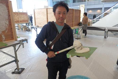 浦上稔晃さん(37歳)