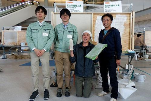 左から鈴木さんと岡本さん