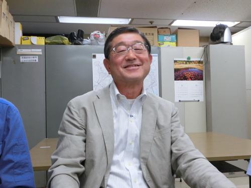 はまれぽ取材歴10回! 高島テクノロジーセンター顧問、松本誠氏