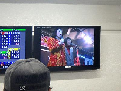 この日は浜松で東京エレキテル連合が営業していた。ネタではなく客いじりをしている彼女らをみられるのは、とてもレアだなと思った。