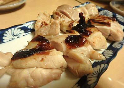 鶏の西京焼き。この値段でこのクオリティ、なにか裏があるのではと怪しみたくなる。