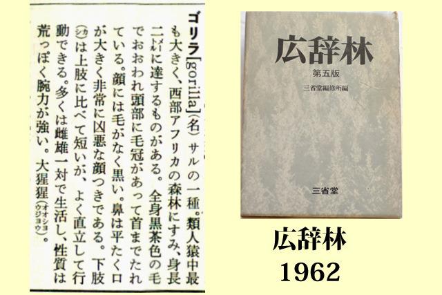 「広辞林」三省堂