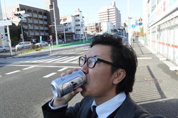 飲んでやる!!