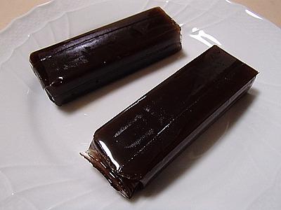 多少黒さが増した?表面がやや硬くなっている。