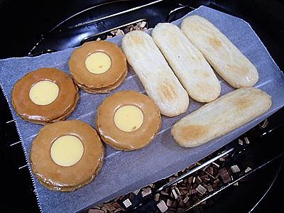 幸せになる粉のかかっているやつとか、醤油とチーズの絶妙なハーモニーのあれです。