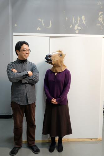 左)鈴木さん  右)築島さん