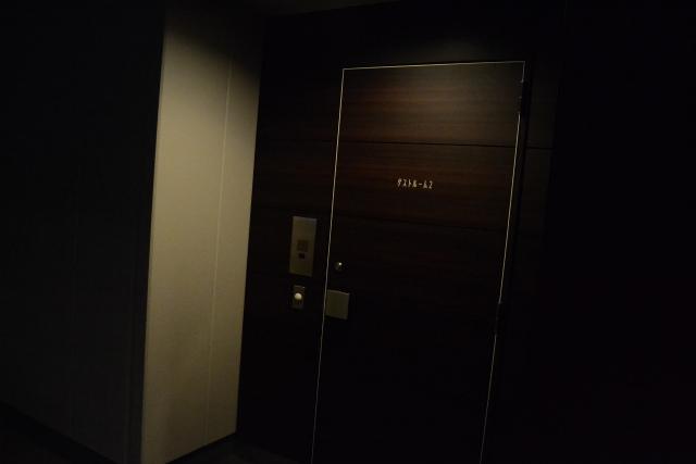 高級そうなドア