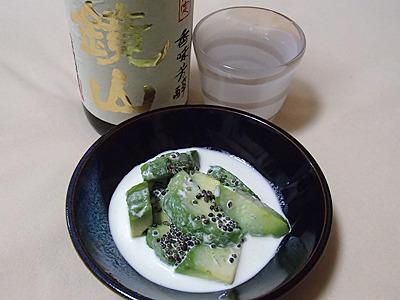 日本酒にもよく合います。