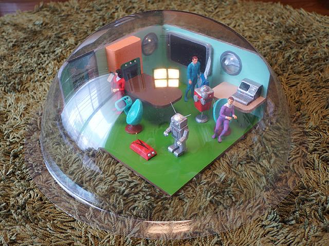 未来の家といえばドーム